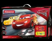 Carrera EVO Disney/Pixar Cars 3 Set