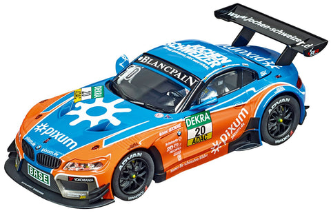 CAR Evo - BMW Z4 GT3 Schubert Motorsport No.20 Blancpain 2014