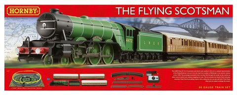 Hornby OO Flying Scotsman Set