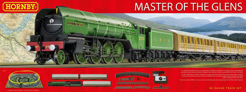 Hornby OO Master of the Glens