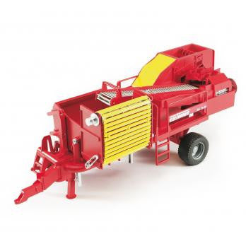 Bruder 1:16 Grimme SE 75-30 Potato Digger w/ Imitation Potatoes