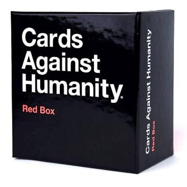 Cards Against Humanity COLOUR BOX Expansion Red