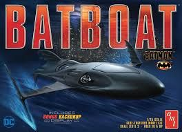 AMT 1/25 Batman Bat Boat