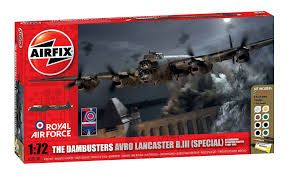 Airfix 1/72 The Dambusters