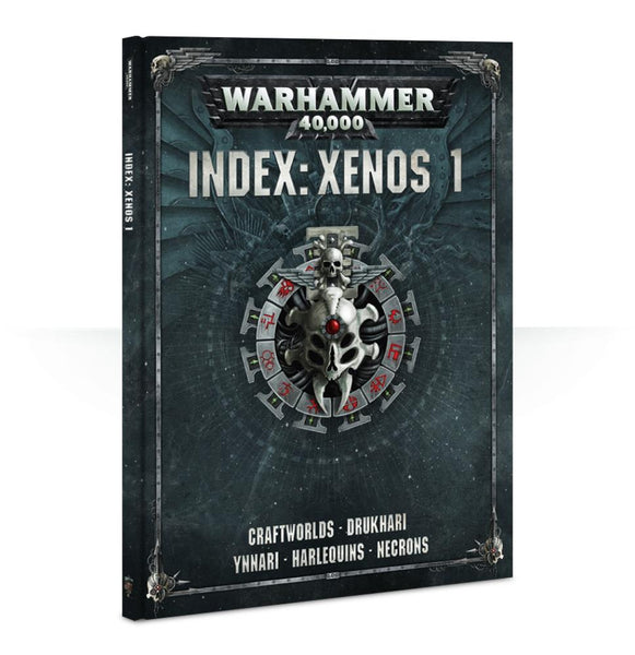 43-94 Index: Xenos Volume 1
