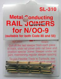 Peco Rail Joiners for N Scale (code 80 & 55)