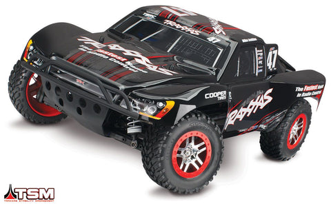 Traxxas 1/10 Slash Brushless 4wd Short Course Truck RTR