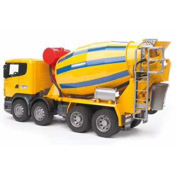 Bruder 1:16 Scania R-Series Cement Mixer Truck