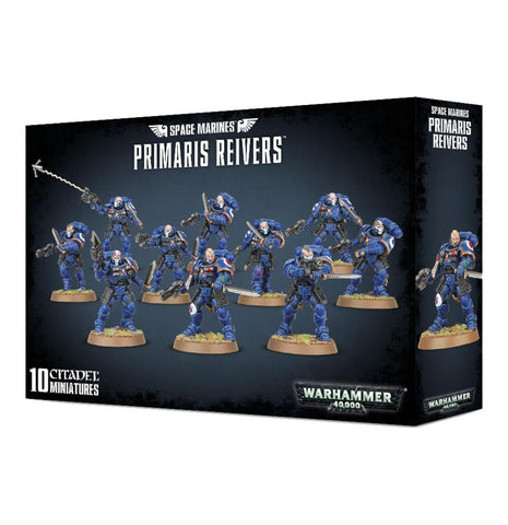 48-71 Space Marines Primaris Reivers