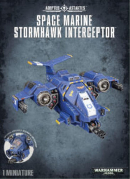 48-42 Space Marine Stormhawk Interceptor 2017