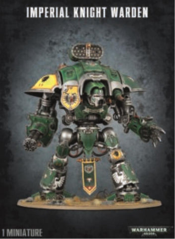 54-12 Imperial Knight Warden 2017