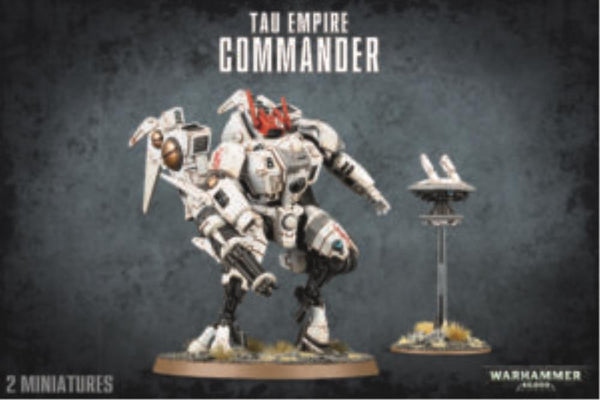 56-22 Tau Empire Commander 2017