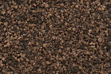 Woodlands Scenic COARSE BALLAST - Dark Brown