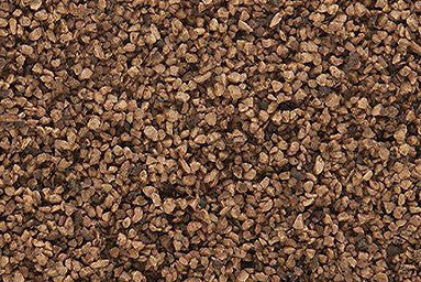 Woodlands Scenic COARSE BALLAST - Brown