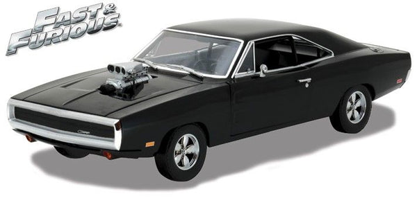 1/18 F&F 1970 Dodge Charger Artisan