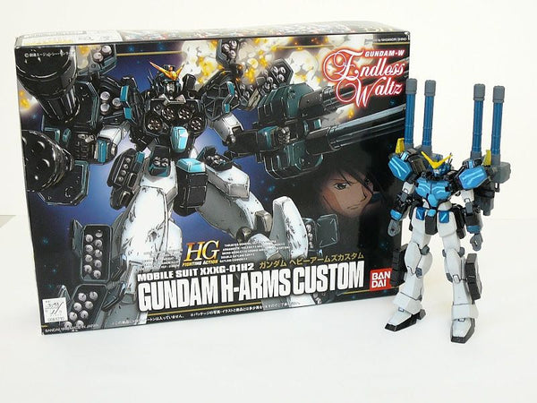 Bandai 1/144 HG Gundam Heavy Arms Custom
