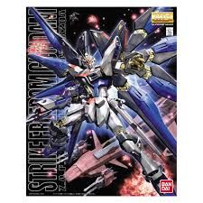 Bandai 1/100 MG Strike Freedom Gundam