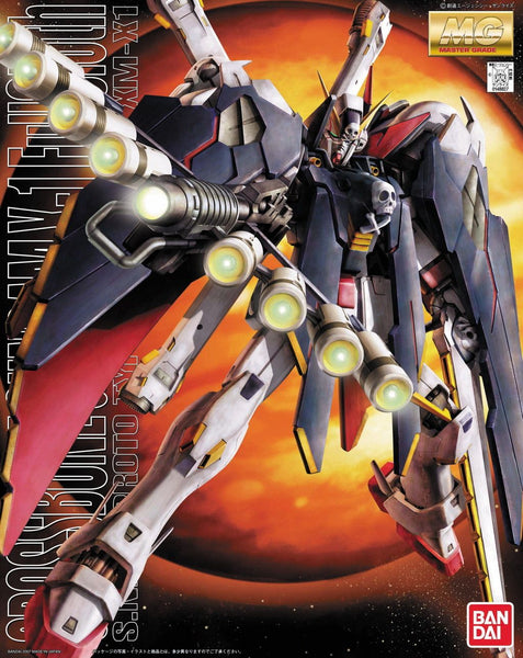 GUNDAM Bandai 1/100 MG Crossbone X-1 Full Cloth - CITY HOBBIES AND TOYS BRISBANE CBD