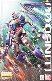 Bandai 1/100 MG 00 Qant[T] Celestial Being Mobile Suit GNT-0000