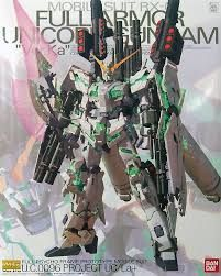 Bandai 1/100 MG RX-0 Full Armor Unicorn Ver.Ka