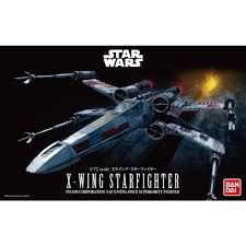 Bandai 1/72 Star Wars X-Wing Starfighter