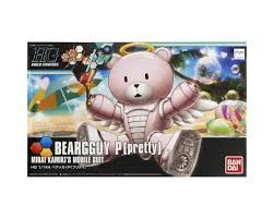 Bandai 1/144 HG Bearguy P (pretty)