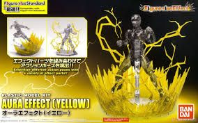 Bandai Figure-rise Effect Aura (Yellow)