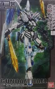 Bandai 1/100 MG Full Mechanics Gundam Bael