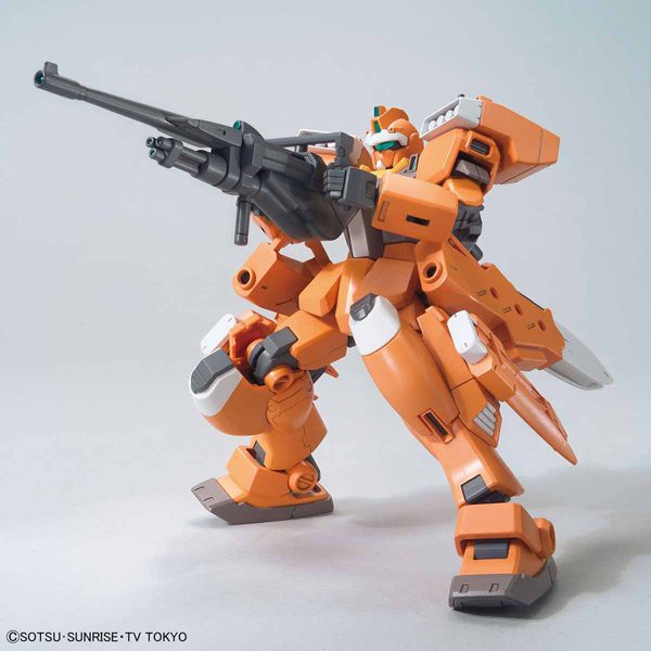 GUNDAM Bandai 1/144 HGBD GM III Beam Master FRONT- CITY HOBBIES AND TOYS BRISBANE CITY