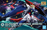 Bandai 1/144 HGBD Gundam Shining Break package art