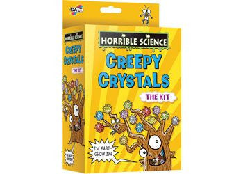 Horrible Science - Creepy Crystals Brisbane CBD City Hobbies and Toys
