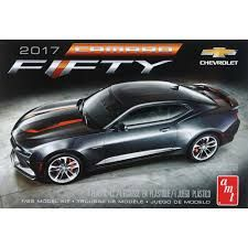 AMT 1/25 2017 Chevy Camaro Fifty Anniversary