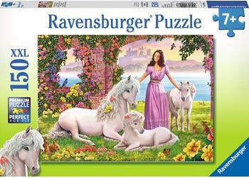 Ravensburger 150pc Beautiful Princess Puzzle