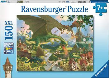 Ravensburger 150pc Dragon's Day Out Puzzle