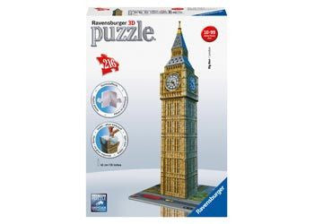 Ravensburger 216pc 3D Big Ben Puzzle
