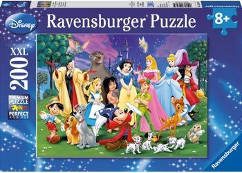 Ravensburger 200pc Disney Favourites Puzzle