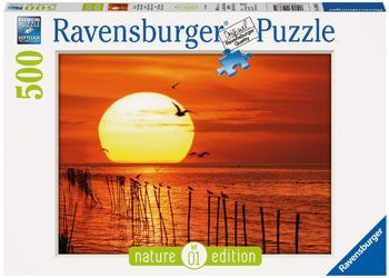 Ravensburger 500pc Magical Sunset Puzzle