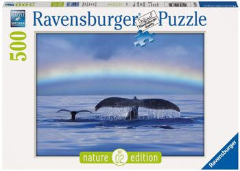 Ravensburger 500pc Blue Horizons Puzzle