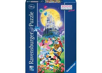 Ravensburger 1000pc Disney Characters Puzzle