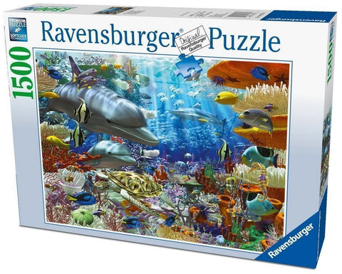 Ravensburger 1500pc Oceanic Wonders Puzzle