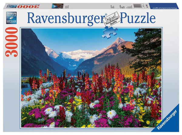 Ravensburger - Mountains of Flowers Puzzle 3000pc
