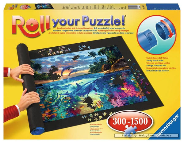 Ravensburger Roll Your Puzzle Mat!