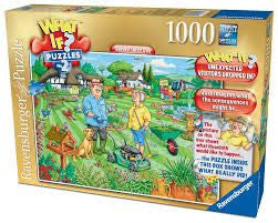 Ravensburger 1000pc WHAT IF? No 2 Open Day Puzzle