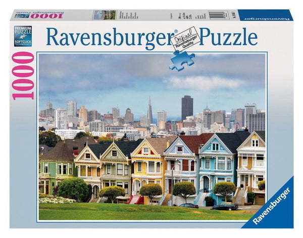 Ravensburger 1000pc Painted Ladies Puzzle