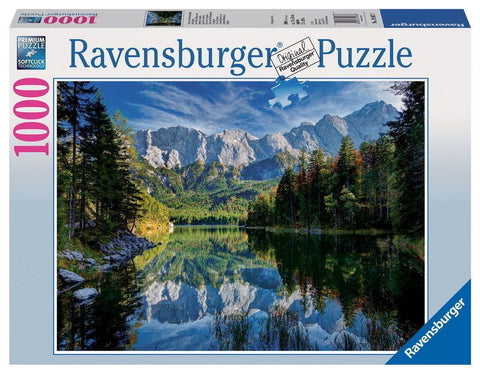 Ravensburger 1000pc Most Majestic Mountains Puzzle
