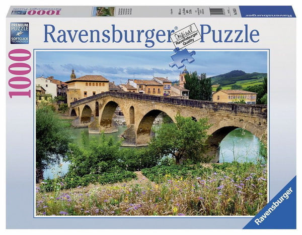 Ravensburger 1000pc Glorious Spain Puzzle