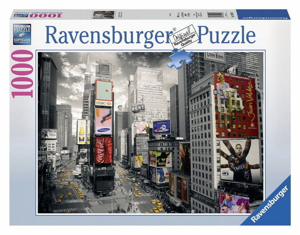 Ravensburger 1000pc Times Square Eye Puzzle