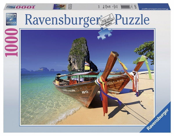 Ravensburger 1000pc At the Beach Puzzle