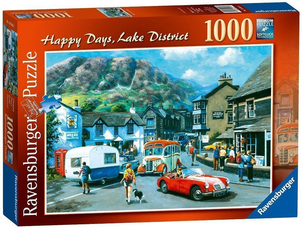 Ravensburger 1000pc Wonderful Lake District Puzzle