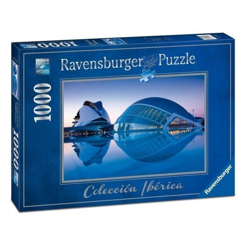 Ravensburger 1000pc Valencia the Arts City Puzzle